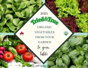 2021 Tried & True Organic Edibles Inspiration Photobook